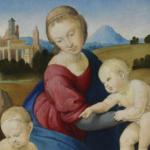 La Madonna Esterházy di Raffaello a Palazzo Barberini