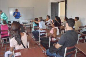 2016 Marzo Università Romulo Gallegos Guarico