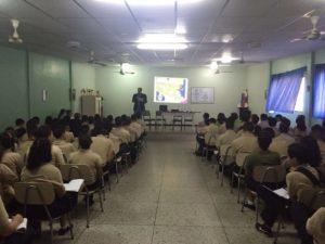 2016 novembre Scuola Antonio Rosmini Maracaibo Zulia