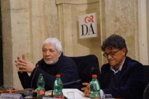 Antonio Gnoli di La Repubblica e Marcello Veneziani