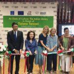 La Dante Bangkok inaugura la Biblioteca Terzani – INTERVISTA