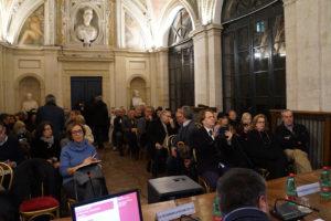 Il pubblico della Dante