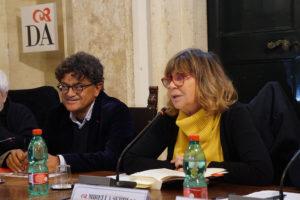 Marcello Veneziani e Mirella Serri