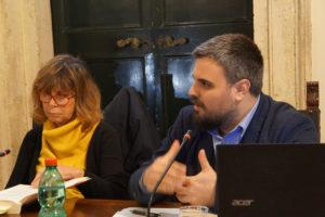 Mirella Serri e Massimiliano Coccia