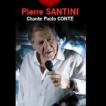 Pierre Santini canta Paolo Conte il 28 e 29 marzo