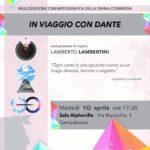 """""""In viaggio con Dante"""" a Campobasso"""