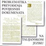 Traduzione dei documenti storici in italiano