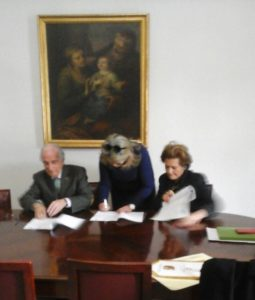 firma Siviglia