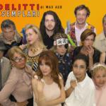 """L'Atelier Teatrale Dante Monaco presenta """"Delitti Esemplari"""""""