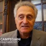 """Franco Campegiani presenta alla Dante il libro """"Ribaltamenti"""""""