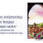 """Partecipa al 5° Premio Nazionale di Poesia e Letteratura """"Mario Arpea"""""""