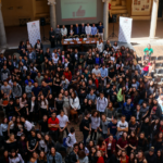 """Gli studenti del Machiavelli a Palazzo Firenze per il progetto sul cyberbullismo """"Nel mezzo del cammin di nostra scuola"""""""