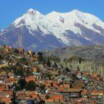 25 aprile a La Paz
