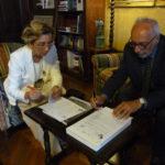 Siglato il Protocollo d'Intesa tra la Dante e il MIBAC per la programmazione congiunta di eventi culturali all'estero