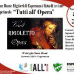 """""""Tutti all'Opera"""", c'è il """"Rigoletto"""""""