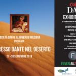 Un'esposizione d'arte celebra il Congresso regionale della Dante