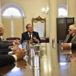 Il Console italiano a Rosario visita la città di Corrientes