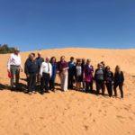 """Speciale Australia. Racconto fotografico di """"Dante nel deserto"""""""