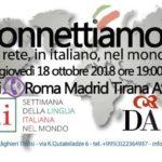 SLIM18 a Tbilisi: Connettiamoci in rete, in italiano, nel mondo