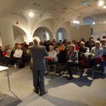 """""""Canto per canto"""" a Bolzano con Aldo Onorati"""