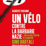 """""""Una bicicletta contro la barbarie nazista"""" a Parigi"""