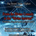 Dalla Divina Commedia al divino internet?