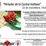 Settimana della cucina italiana nel mondo, Buenos Aires