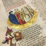 """La Biblioteca di Dante: i facsimile della """"Divina Commedia"""""""