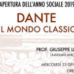 Dante e il mondo classico