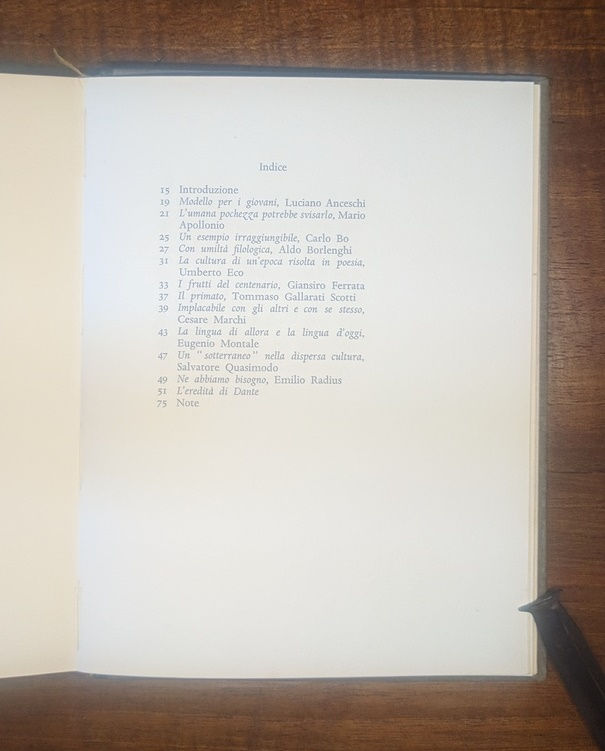 Eredità di Dante Fontana (1)