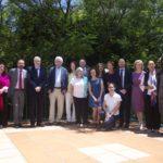 Il Presidente Andrea Riccardi in visita a Johannesburg