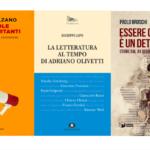 I libri della settimana: Balzano, Lupo, Bruschi