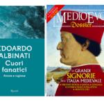 I libri della settimana: De Pascalis, Albinati, le grandi signorie del Medioevo, Zavatta