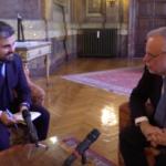 VIDEO Radio Radicale intervista il Presidente della Dante Andrea Riccardi
