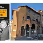 """Alessandro Masi presenta il suo """"Idealismo e opportunismo della cultura italiana 1943-48"""" al Museo della Shoah"""