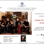 """Concerto """"Insieme Strumentale di Roma"""""""