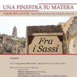 Una finestra su Matera, capitale della cultura 2019