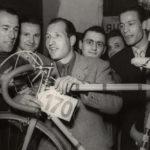 Una bici contro il fascismo