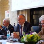 """VIDEO Andrea Graziosi presenta alla Dante """"Il futuro contro"""""""
