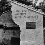 Il Piave mormorava… 24 maggio: 1915 – 2019