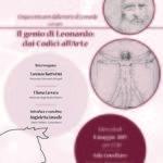 Campobasso: una conferenza omaggia il genio di Leonardo