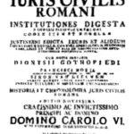 """""""Cesare fui e son Giustiniano"""" – leggi e giustizia nella antica Roma"""