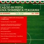 Calcio in Festa – Una Domenica Italiana