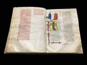 Divina Commedia degli Obizzi Codice 67
