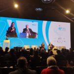 Foto della prima giornata del Congresso della Dante a Buenos Aires