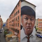 L'arte urbana rigenera Certosa, il quartiere di Genova colpito dalla tragedia del Ponte Morandi