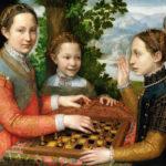 Anguissola, un'artista italiana alla corte di Spagna