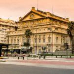 La Dante di Paraná  si avvicina al teatro italiano