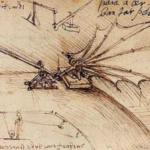 Volare con Leonardo da Vinci