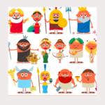 Lettura animata per bambini : la mitologia greca